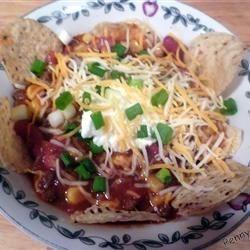Taco Soup VIII Recipe