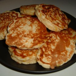 Corn Fritters Canadian Style