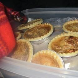 English Butter Tarts