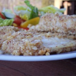 Almond-Crusted Tilapia Recipe
