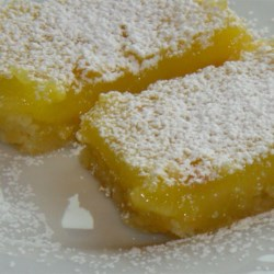 truly the best lemon bars!