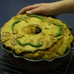 Taffy Apple Cake Recipe