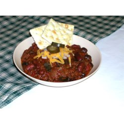 Colorado Buffalo Chili Recipe
