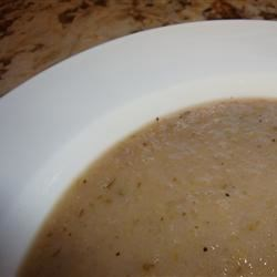 Photo of Summer Celery Soup by Karen Mitchell