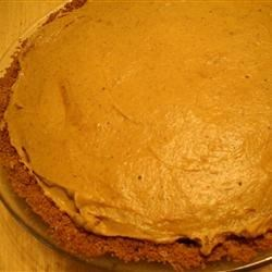 Photo of Honey Pecan Pumpkin Pie by Sherrie