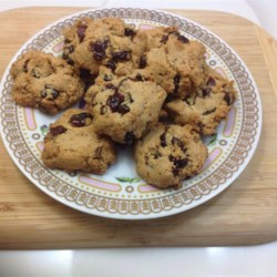 Paleo Almond Date Cookies