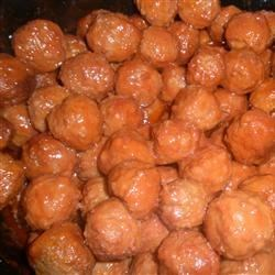 Photo of Reunion Meatballs by Toni  King