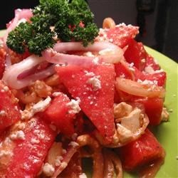 Photo of Awesome Summer Watermelon Salad by MomZilla (Evin)