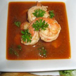 Killer Shrimp Soup Recipe
