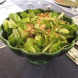 Soccer Salad Recipe