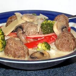 Photo of Green Curry Lamb Balls by Jon Steiner