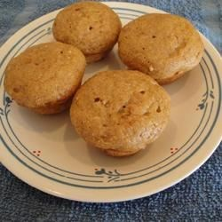 Photo of Kim's Virtuous Mini Pumpkin Muffins by Kimberly Simpson Rice