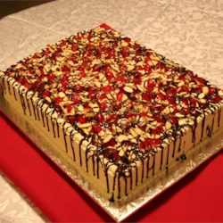 Banana Split Cake I Recipe