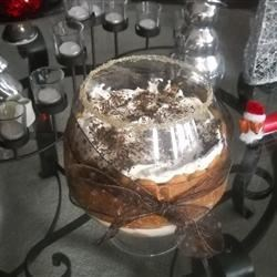 Tiramisu with Kahlua