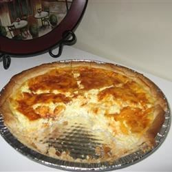 Rich Cheese Pie  Recipe