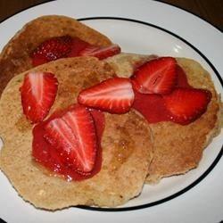 Multi-Grain Pancakes Recipe