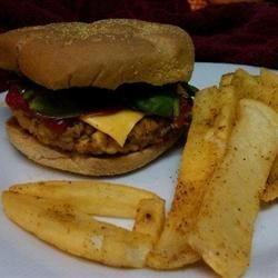 Image of All-Star Veggie Burger, AllRecipes
