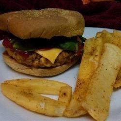 Image of All-Star Veggie Burger, AllRecipes