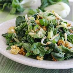 bok choy ramen salad printer friendly