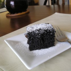 Chocolate Zucchini Cake III Recipe