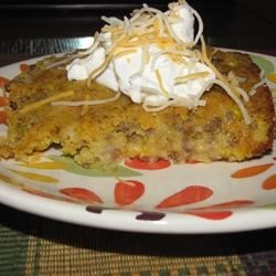 Mom's Mexican Cornbread