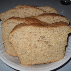 Dilly Cheese Wheat Bread Recipe