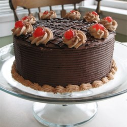 Black Forest Cake II Recipe