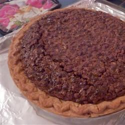 German Chocolate Pecan Pie Recipe