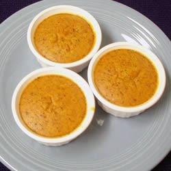 Individual Pumpkin Souffles Recipe