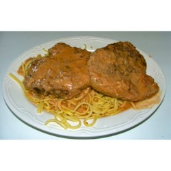 Hungarian Pork Chops