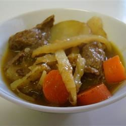 Beef Curry Soup Recipe