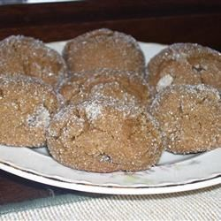 Ginger and Spice Cookies