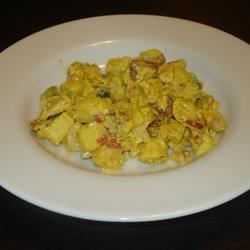 Photo of Chicken Curried Salad by sal
