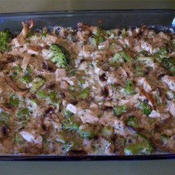 Broccoli Chicken Casserole IV Recipe