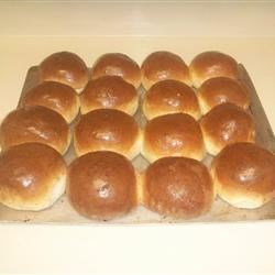 Photo of Grandma's Yeast Rolls by Dotty Snyder Grohman