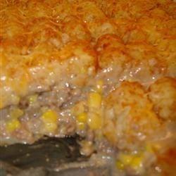 Tater Tot Bake