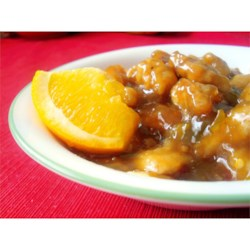 Image of Asian Orange Chicken, AllRecipes
