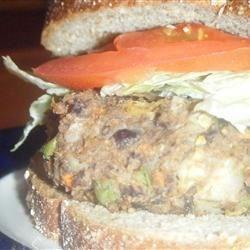 Veggie Burger2