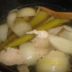 Photo of Grandma Egan's Chicken Stock by Karen Barbour