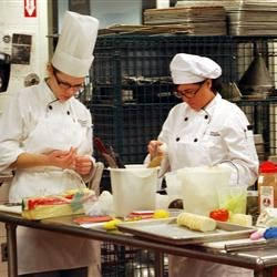 Student Chefs at the Art Institute of Dallas
