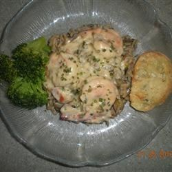 Creamy Shrimp Scampi Recipe
