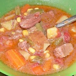 Oven Stew II Recipe