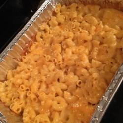 moms baked macaroni and cheese printer friendly