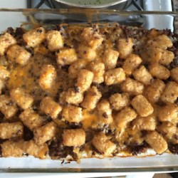 Easy Tater Tot(R) Casserole