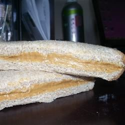 Peanut Butter and Honey Sandwich Recipe
