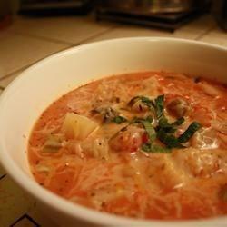 Photo of Chunky Tomato Potato Soup by Kitchen Kitty