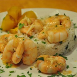 Across the Border Tequila Shrimp |