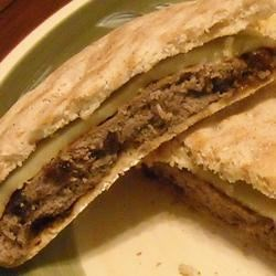 LaMama Raisin Burgers Recipe