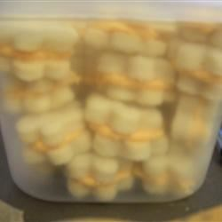 sandwich cookies!