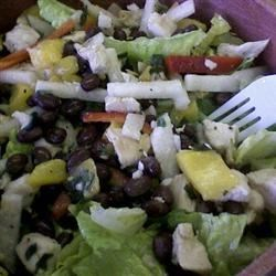 Caribbean-Style Chicken Salad Recipe